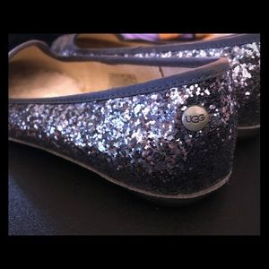 UGG Glitter Slipper